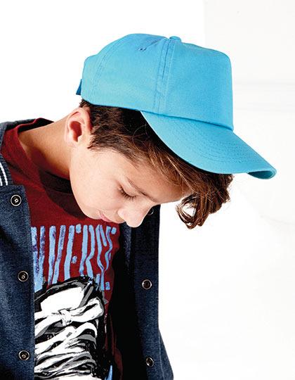 Junior Original 5-Panel Cap Blauw