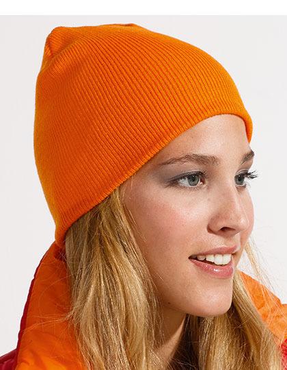 Oranje Bronx Muts