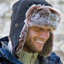 Classic Sherpa warme muts