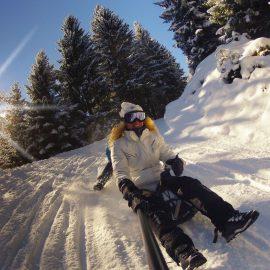 Genieten van de wintersport vakantie!