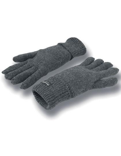 Comfort Thinsulate™ Handschoenen Solid Grijs