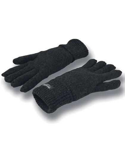 Comfort Thinsulate™ Handschoenen Zwart