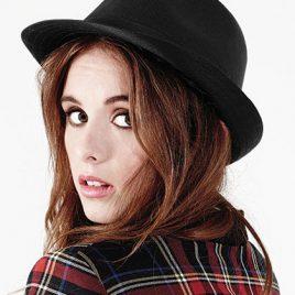 fedora hoed zwart
