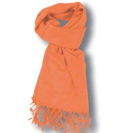 Pashma Sjaal Oranje