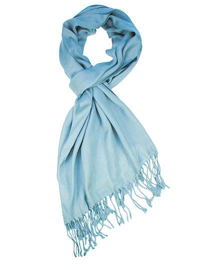 pashmina sjaal baby blauw