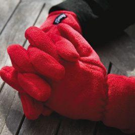 Polartherm Handschoenen Rood
