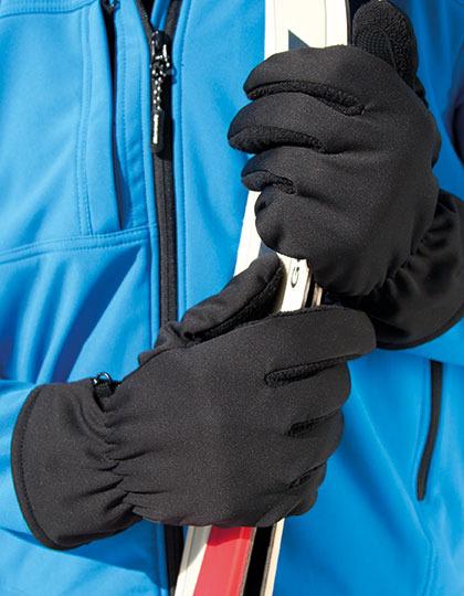 Softshell Thermische Handschoenen