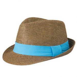 Street Style Bruin Blauw