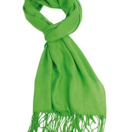 pashmina groene sjaal