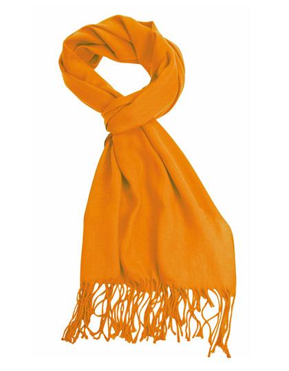 pashmina oranje sjaal