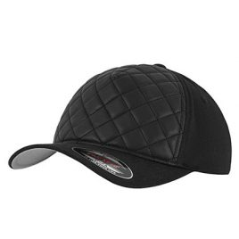 Diamond Quilted Cap