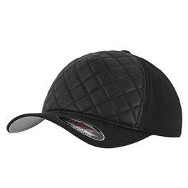 Diamond Quilted Cap