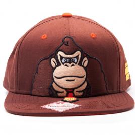Nintendo Snapback Donkey Kong Voorkant