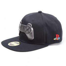 Playstation Metal Controller Snapback Zijkant
