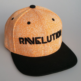 Ravelution Snapback Orange
