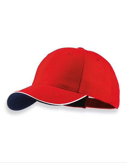 Rood-Wit-Blauwe Cap