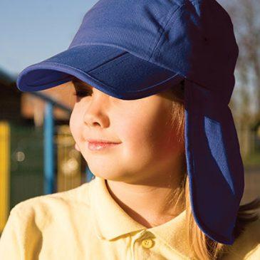Hittegolf: Bescherm uw kind tegen de felle zon!
