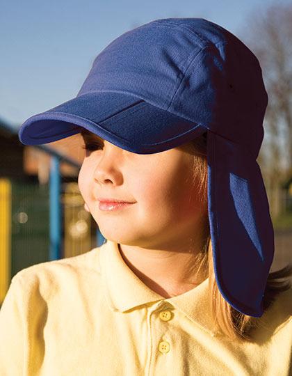 Junior-Legionnaires-Cap-Blauw