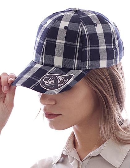 Scotland geruite cap