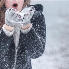 Sneeuw foto's van dit weekend: terugblik met mooie plaatjes