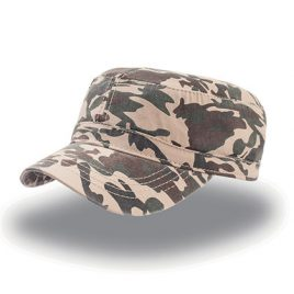 Uniform Cap Camouflage Khaki