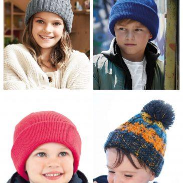 Kindermutsen Leuke mutsen voor jongens en meisjes voor de winter van 2020 2012