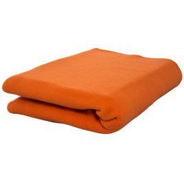 Oranje picknick kleed